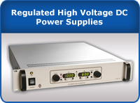 Regulated High Voltage DC Power Supplies